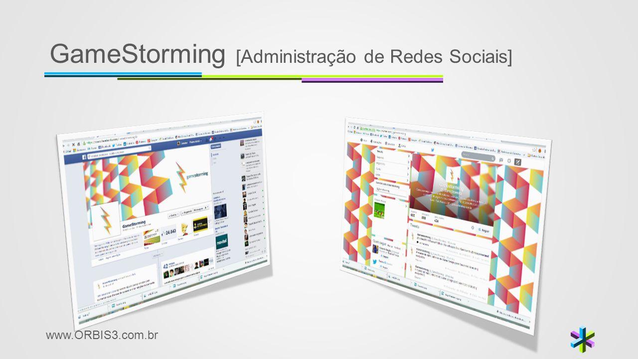 GameStorming [Administração de Redes Sociais]